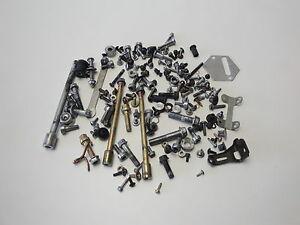 Kleinteile-Schrauben-Halter-Teilepaket-Honda-CBR-900-RR-Fireblade-SC50-02-03