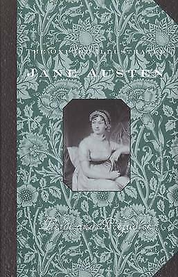 1 of 1 - The Oxford Illustrated Jane Austen: Volume II: Pride and Prejudice-ExLibrary