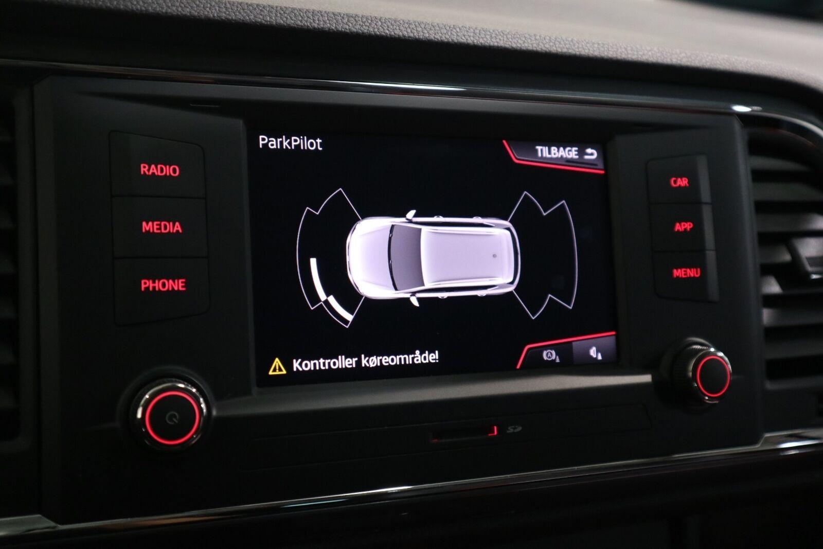 Seat Ateca 1,5 TSi 150 Style DSG - billede 8
