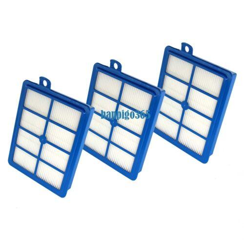 3x HEPA Filter H12 für Staubsauger Electrolux EFH12W AEF12W FC8031 Philips