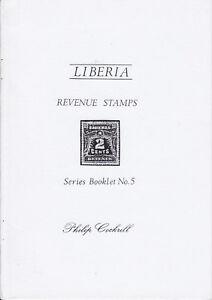 Liberia-Revenue-Stamps-by-Philip-Cockrill-NEW