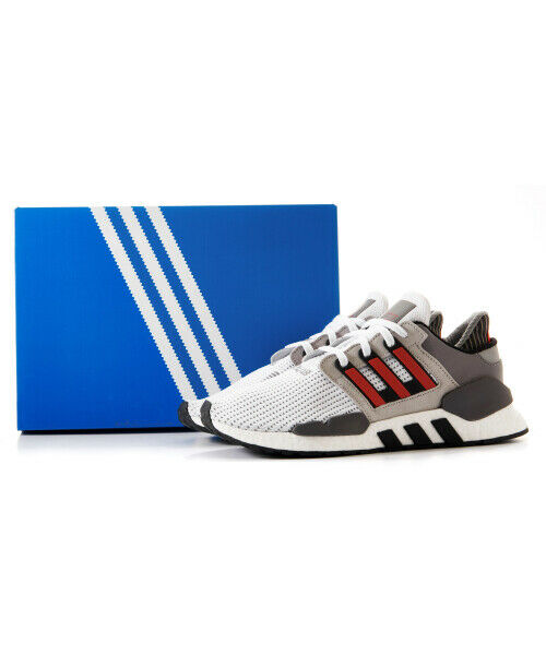 more photos 30d88 5f34d Adidas EQT Support 91 18 White Run Sneakers B37521 Sz4-13 shoes Originals  nnyypz1981-Athletic Shoes