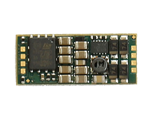 Doehler & Haass Fahrzeugsounddecoder SD10A für SX1, SX2, DCC und MM - Neuware