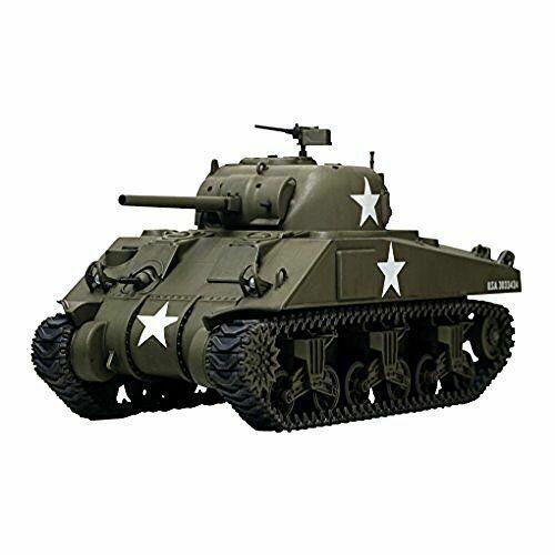 Kit de construit tanc M4 Sherman si 3 figurine 1:35