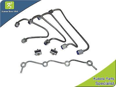 New Kubota B2710HSD B2910HSD B3000HSDC B3000HSDCC Overflow Pipe