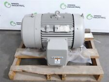 Rebuilt 40 Hp Siemens Electric Motor 460v 3535 Rpm 326ts Frame Rgzeesdx