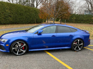 Audi RS7 2016 fully loaded - new brakes and summer tires