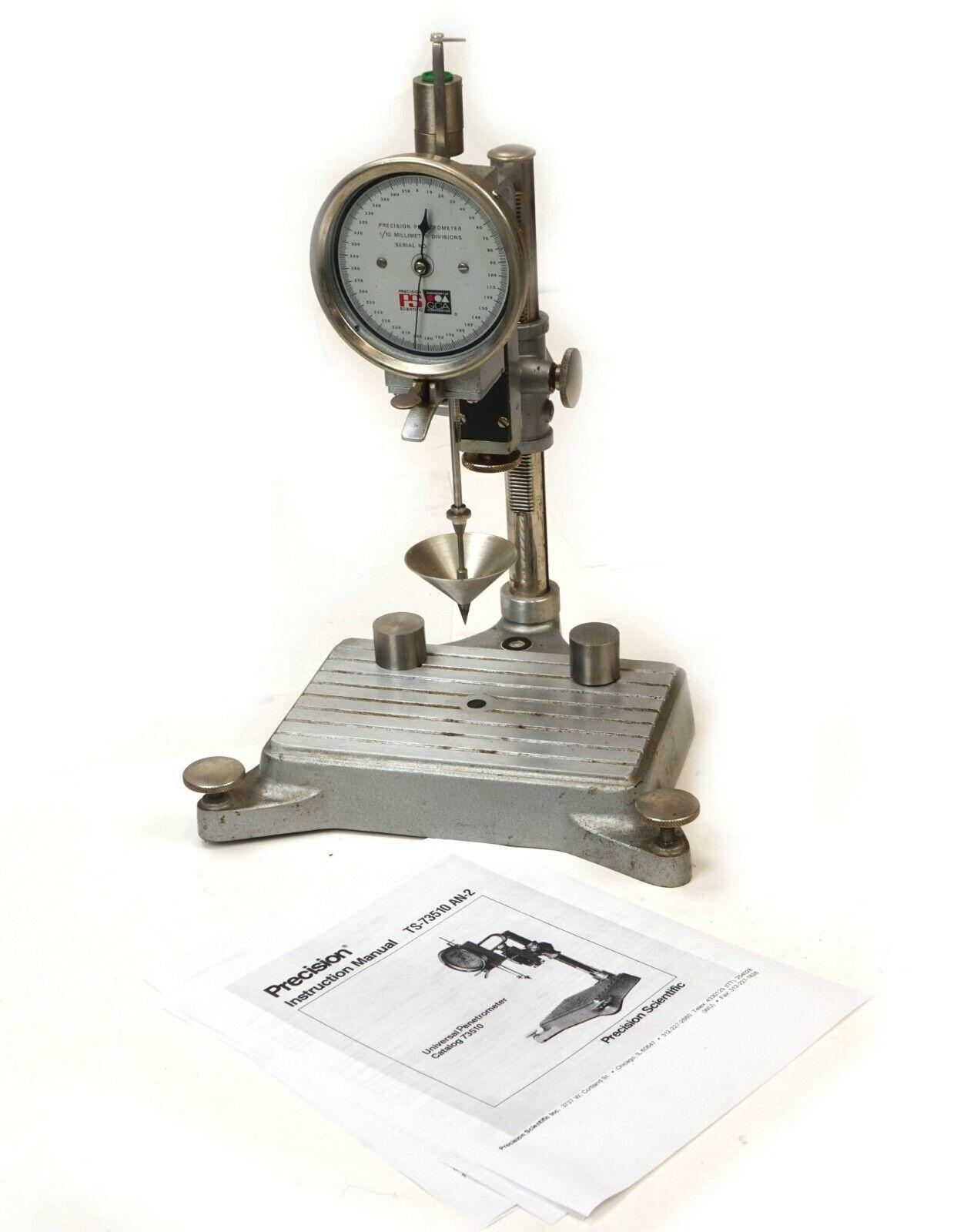 Scientific Penetrometer