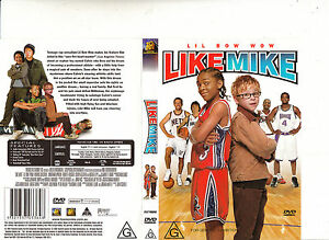 like mike 2002 lil bow wow movie dvd 503903601171 ebay