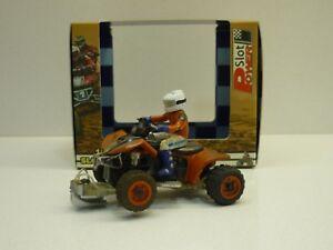 Quad Naranja  Power Slot 1/32