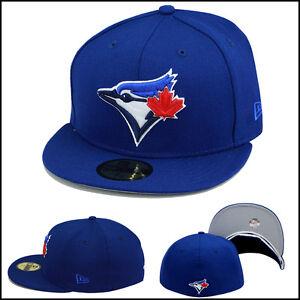 New-Era-59fifty-Toronto-Blu-Jays-Berretto-su-Misura-Cappello-per-Jordan-Retro-5