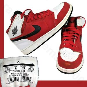 662dfc47fcce Nike Air Jordan I Retro 1 High OG BLAKE GRIFFIN BG32 Red Black White ...