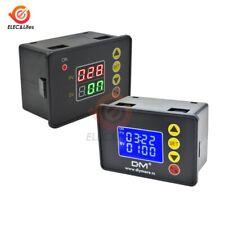 Programmable Digital Timer Switch Relay Control Dc 12v 24v 20a Ac 110v