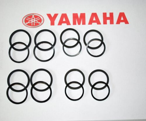 BOTH Front Brake Caliper Seals Kit Set Yamaha FJR 1300 2001 TO 2005