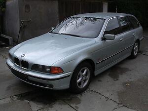 BMW 528i  E 39  touring