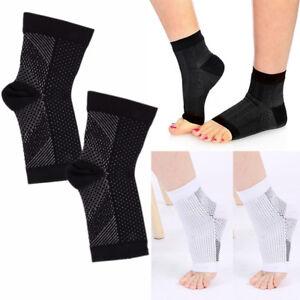 035f0a939b Image is loading 1-Pair-Plantar-Fasciitis-Compression-Socks-Heel-Foot-