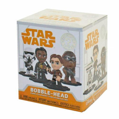 A Star Wars Story Bobble-Head Vinyl Figures 1 Box Funko MYSTERY MINIS Solo