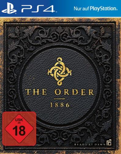1 von 1 - The Order: 1886 -- Blackwater Edition (Sony PlayStation 4, 2015, Eurobox)