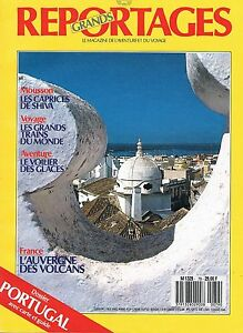 SystéMatique Grands Reportages - N°79 - Avril 1988 - Portugal Damien Patrice Franceschi Mouss