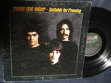 """Three Dog Night """"Suitable For Framing"""" LP"""