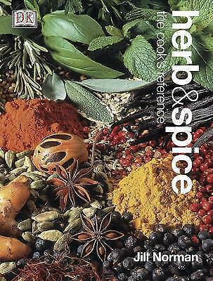 Herb and Spice: A Cook's Reference-ExLibrary