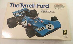 DOYUSHA THE TYRRELL FORD Model Kit   1/25  - SEE DESCRIPTION