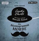 Die Monogramm-Morde von Sophie Hannah und Agatha Christie (2014)