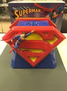 SUPERMAN CERAMIC LIMITED EDITION COOKIE JAR 1303/2400