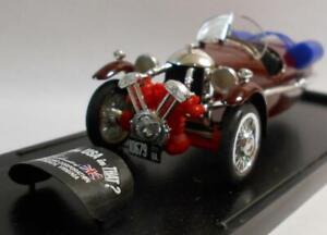 Brumm-1-43-Escala-Modelo-de-Metal-LE4-Morgan-MX-4-Super-Sport-1935-barrelback