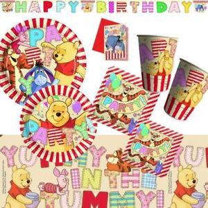 Disney Winnie Pooh Partydeko Kindergeburtstag Geburtstag Party Deko ...