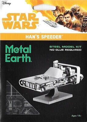 Star Wars Metal Earth Solo Han/'s Speeder