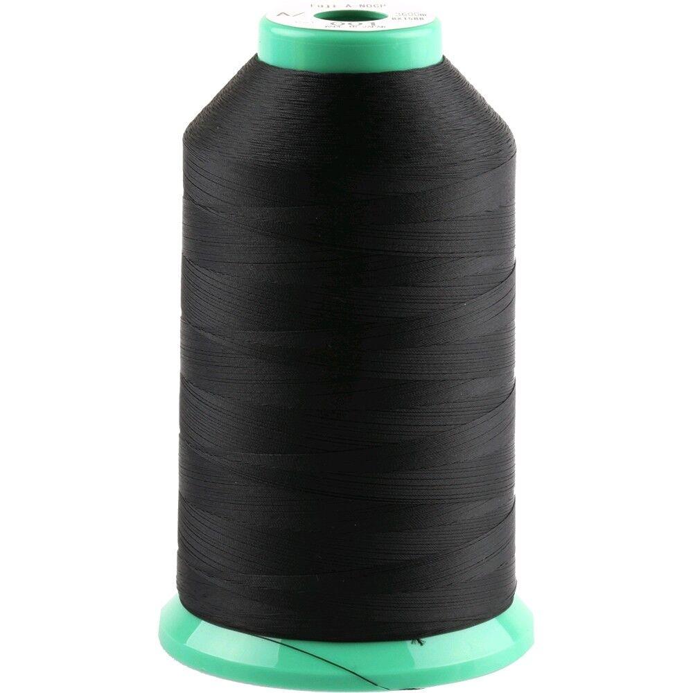 Fuji Ultra Poly nocp Thread  Negro 4oz  bienvenido a comprar
