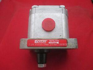 Hydropa 2 SPA 6 S-1-B Hydraulic Gear Pump