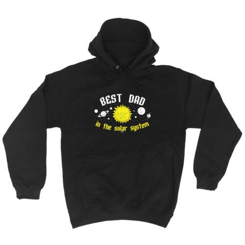 H1 SUPER HOODIE Best In The Solar System Funny Hoodie Hoody hooded Top