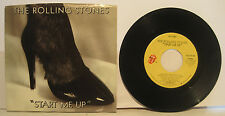 "Rolling Stones ""Start Me Up"" 45rpm w/ PS NM Store Stock"