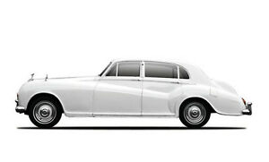 Rolls Royce Silver Cloud III 1963 Blanc Truescale 1/43