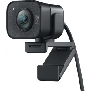 Logitech streamcam webcam Graphite Full-HD 1080p 2 xmikrofon USB-C video conferencia