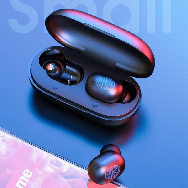Mini Haylou GT1 TWS Fingerprint In-ear Wireless Bluetooth 5.0 Headset Earphone l