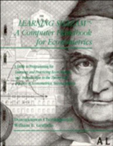 Learning and Practicing Econometrics, Shazam Handbook - NEW WITH DISK!