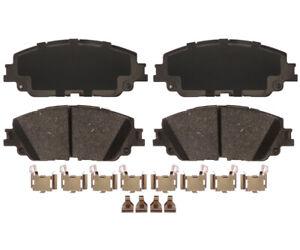 Disc Brake Pad Set-R-Line; Ceramic Front Raybestos MGD2076CH
