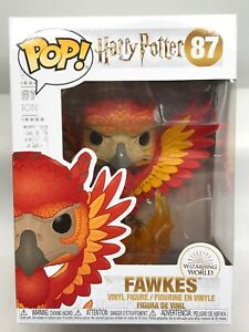 Harry Potter-Fawkes FUNKO POP Vinyl Figure #87