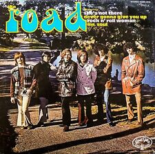 THE ROAD The One Less Traveled By...KAMA SUTRA RECORDS Sealed Original Vinyl LP