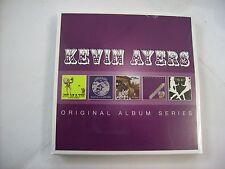 KEVIN AYERS - ORIGINAL ALBUM SERIES - 5CD BOXSET NEW SEALED 2014