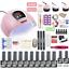 Nail-set-120W-UV-LED-LAMP-for-Manicure-Gel-nail-polish-Set-Kit-Gel-Varnish-Elect thumbnail 12