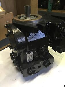 Poclain-PM45-52cc-rev-Hydrostatic-hydraulic-piston-pump-for-spares-repair