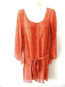 Ladies-Tunic-Belted-Dress-Kaftan-Maxi-Short-Batwing-Size-10-Small-Mediu-New-SALE