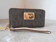 d2bba4bf589e item 2 New MICHAEL KORS Jet Set LARGE Coin Multifuncion Phone Case Wallet  $108 BROWN -New MICHAEL KORS Jet Set LARGE Coin Multifuncion Phone Case  Wallet ...
