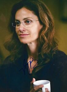 Amy Brenneman Signé 8x10 Photo - Anti - Chaleur-Private Practice-Judging FLmT4gKM-09163856-121467097