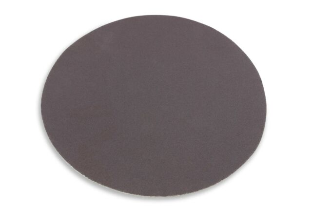 5 Pack 8 Inch 36 Grit Adhesive Back Aluminum Oxide Metal Sanding Discs