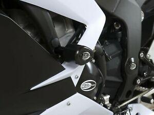 R-amp-G-White-Crash-Protectors-Aero-Style-for-Kawasaki-ZX6-R-2017-636